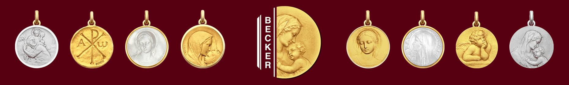 Medailles Becker