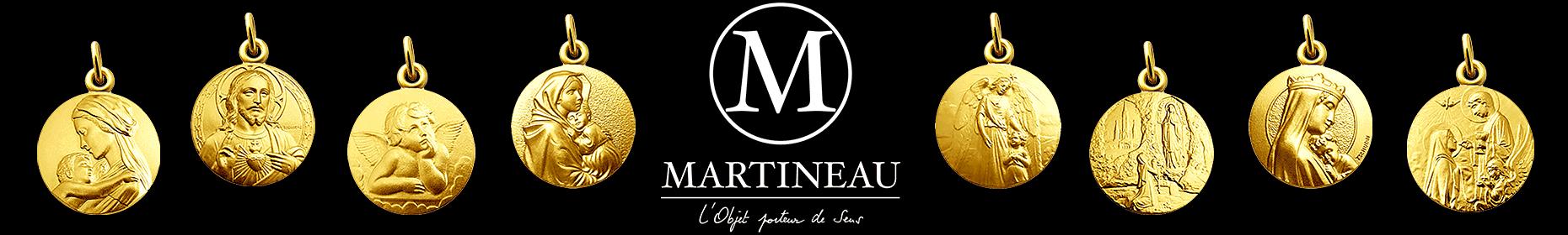 Medailles Martineau