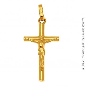 Croix et Christ Fil Rond