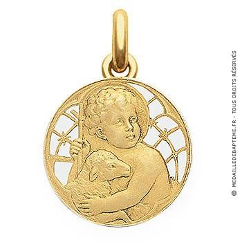 Médaille Enfant Jésus