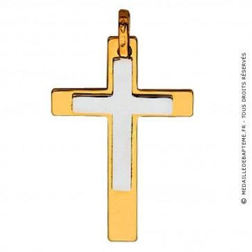Croix Bicolore 2 Ors