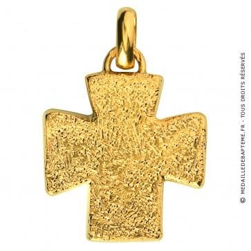 Croix des Chemins Lainville (Or Jaune)