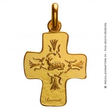 Croix (Or Jaune)