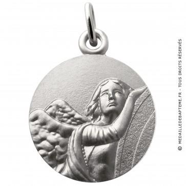 Médaille Ange Comtemplatif (Argent)
