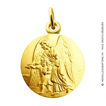 Médaille Ange Gardien Martineau (Or Jaune)