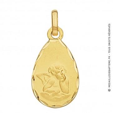 Médaille Ange Goutte