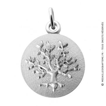 Médaille arbre de vie (Argent) Martineau
