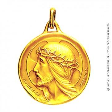 Médaille Ecce Homo (Or Jaune)