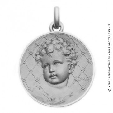 Médaille Bébé Becker (Argent)