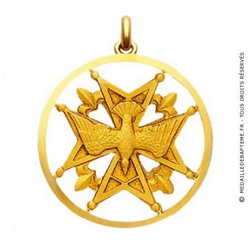 Médaille Huguenote