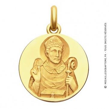 Médaille Evêque - medaillle bapteme Becker