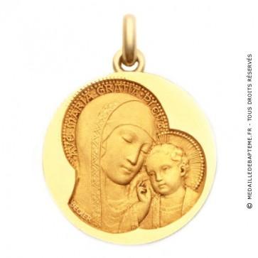 Médaille Maternité Siennoise  - medaillle bapteme Becker