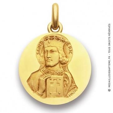Médaille Saint Eric - medaillle bapteme Becker