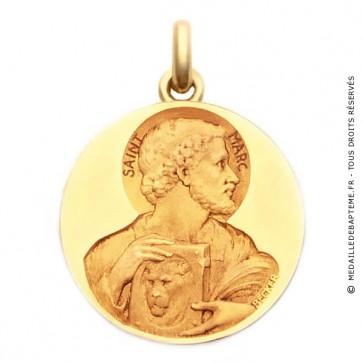 Médaille Saint Marc  - medaillle bapteme Becker