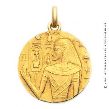 Médaille Sceau Egyptien  - medaillle bapteme Becker