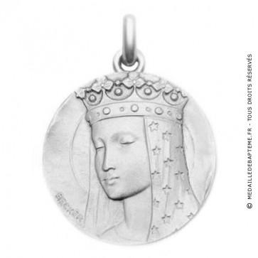 Médaille Vierge aux étoiles (argent)