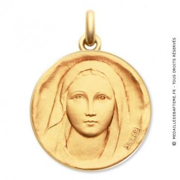 Médaille Vierge Douceur  - medaillle bapteme Becker