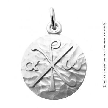 Médaille Chrisme (Argent) Martineau