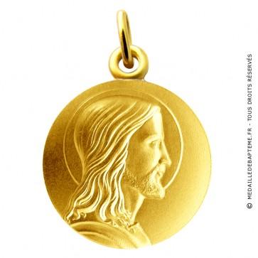 Médaille Christ MARTINEAU (Or Jaune)