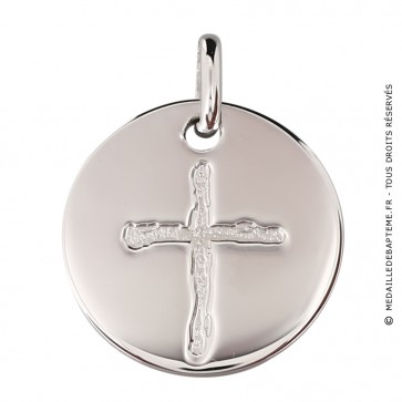 Médaille croix (Argent) Martineau