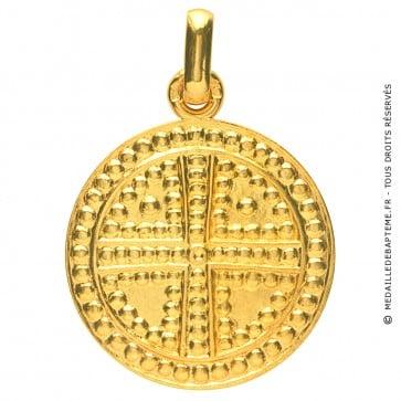 Médaille Croix de Saint Siméon (Or Jaune)