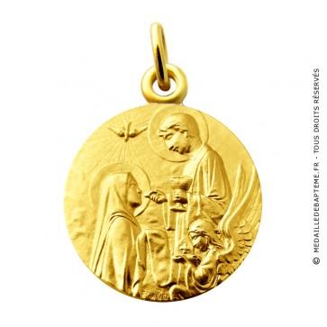 Médaille de l'Eucharistie Martineau (Or Jaune)