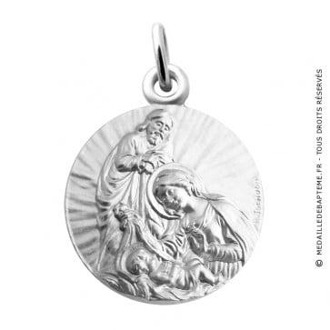Médaille de la Nativité (Argent)