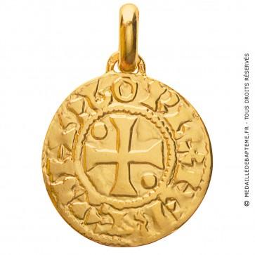Médaille Denier de Beauvais (Or Jaune)