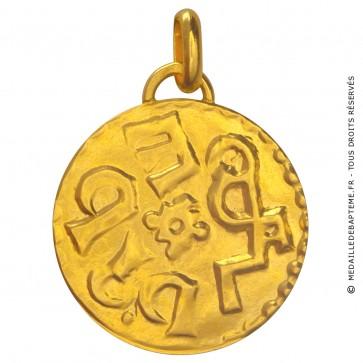 Médaille Denier De Melle De Charlemagne