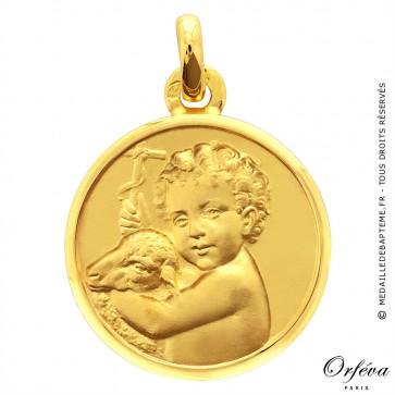 medaille enfant jesus