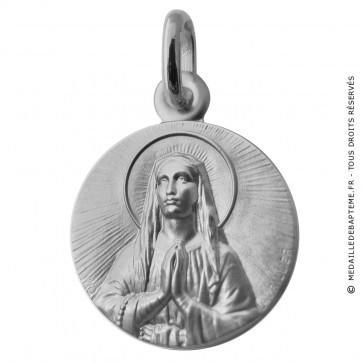 Médaille Immaculée Conception (Argent)