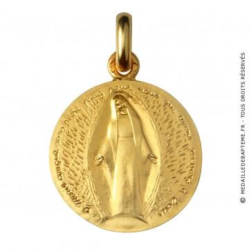 Médaille Vierge Miraculeuse - Monnaie de Paris