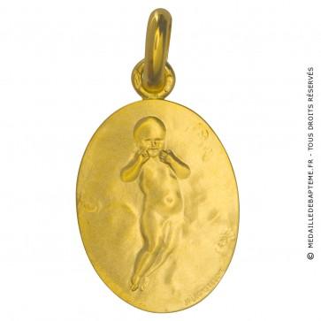 Médaille Naissance (Or Jaune) - La Monnaie de Paris