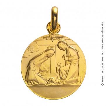 Médaille Nativite - La Monnaie de Paris