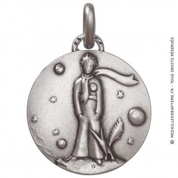Médaille Petit Prince au Renard (Argent)