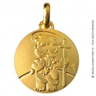 Médaille Saint Jean-Baptiste