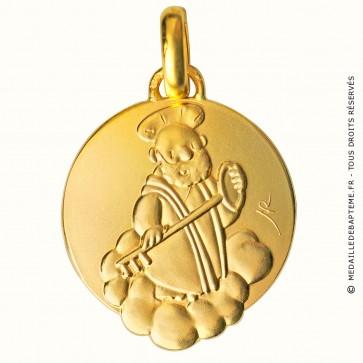 Médaille Saint Pierre (Or Jaune) - La Monnaie de Paris