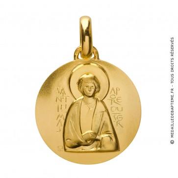 Médaille Saint Thomas (Or Jaune) - La Monnaie de Paris