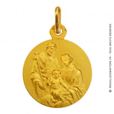 Medaille Sainte Famille