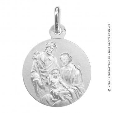Médaille Sainte Famille (Argent