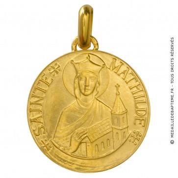 Médaille Sainte Mathilde - Monnaie de Paris