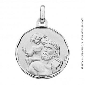 Médaille St Christophe