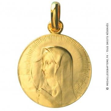 Médaille Vierge Au Pouce (Or Jaune) - La Monnaie de Paris
