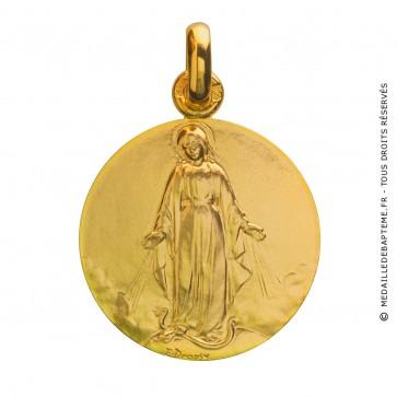 Médaille Vierge Aux Stigmates (Or Jaune) - La Monnaie de Paris