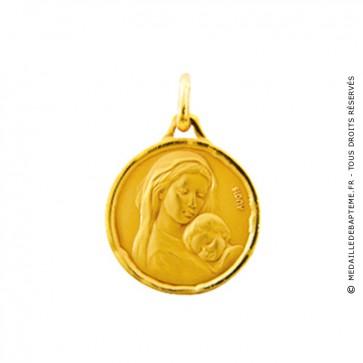 Médaille Augis de la Maternité (Or Jaune)