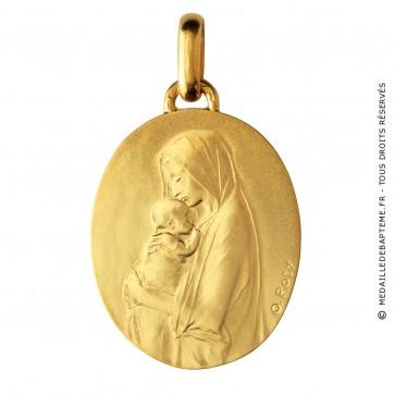 Médaille Vierge À L' Enfant - Roty - Monnaie de Paris