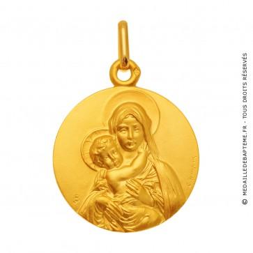 Médaille Vierge Mère