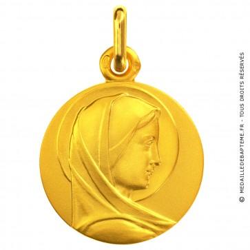 Médaille Vierge Marie