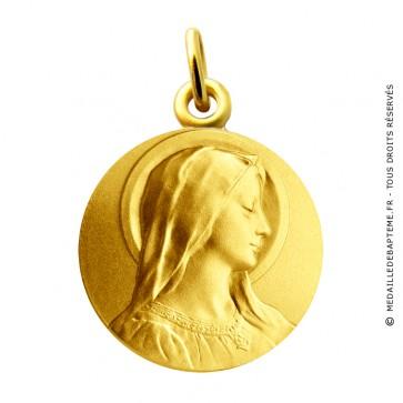 Médaille Vierge Rosa Mystica