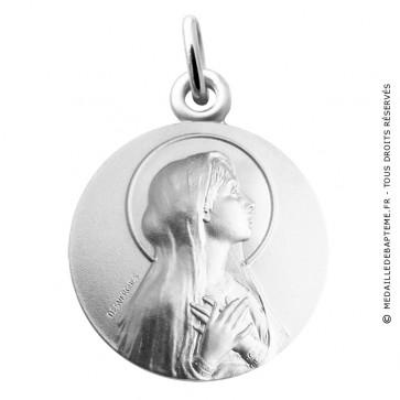 Médaille Virgo Maria Martineau (Argent)